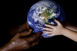 Crescere brave persone per rendere il mondo un posto migliore in cui vivere