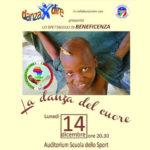 """""""La danza del cuore"""", uno spettacolo di beneficenza per i bambini della Tanzania"""