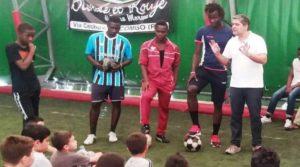 Dall'Africa alla Sicilia, un giovane senegalese che fa gol in campo e nella vita