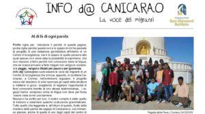 Info d@ Canicarao, la voce dei migranti
